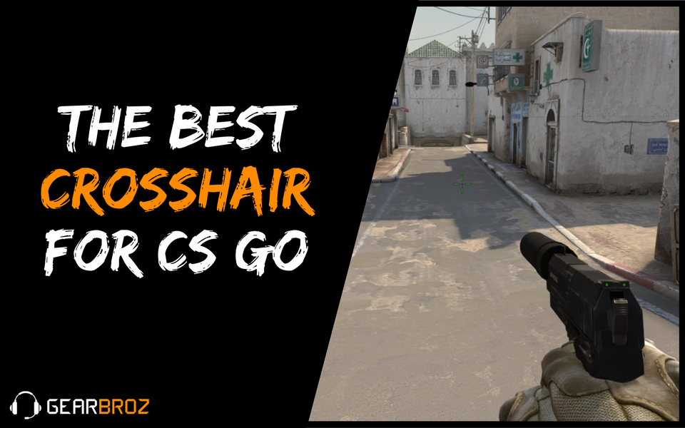 The Best Crosshair For CS GO